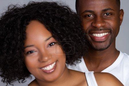 非裔美国人夫妇_高清图片_邑石网